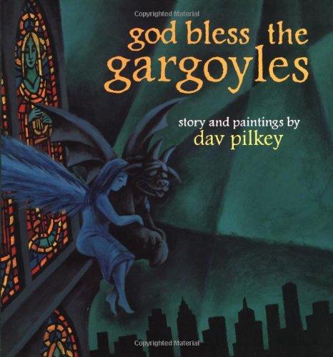 9780152002480: god bless the gargoyles
