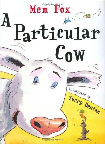 9780152002503: A Particular Cow
