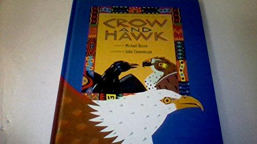 9780152002572: Crow and Hawk