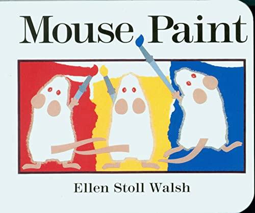 9780152002657: Mouse Paint