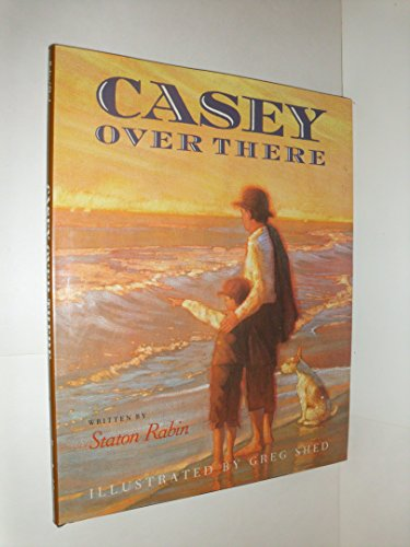 9780152002893: casey over there