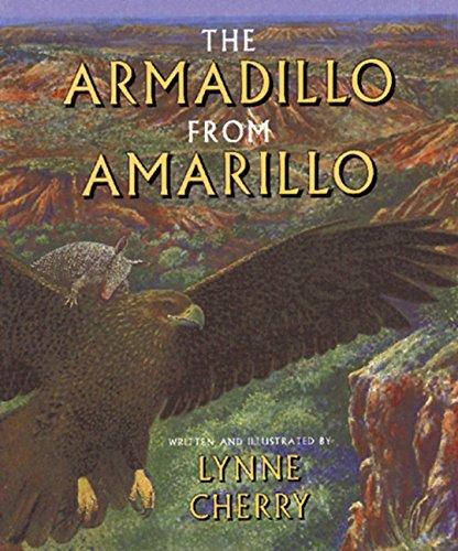 9780152003593: The Armadillo from Amarillo