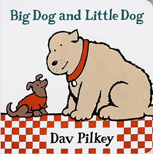 9780152003609: Big Dog and Little Dog: Big Dog and Little Dog Board Books