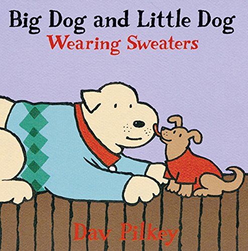9780152003616: Big Dog and Little Dog Wearing Sweaters: Big Dog and Little Dog Board Books