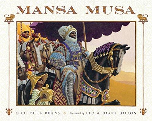 9780152003753: Mansa Musa: The Lion of Mali