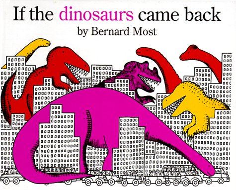 9780152003807: If the Dinosaurs Came Back: A Miniature Book