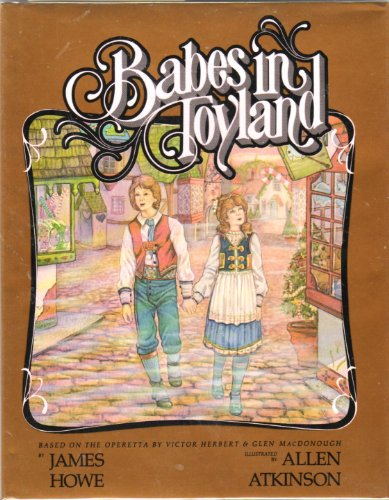9780152004118: Babes in Toyland
