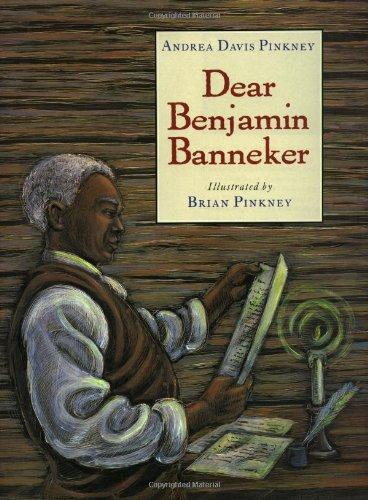 9780152004170: Dear Benjamin Banneker
