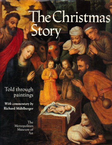 9780152004262: Christmas Story: Told Through Paintings