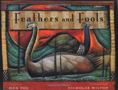 9780152004736: Feathers and Fools