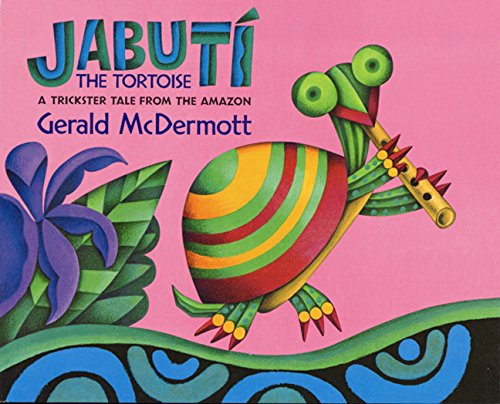 9780152004965: Jabuti the Tortoise: A Trickster Tale from the Amazon