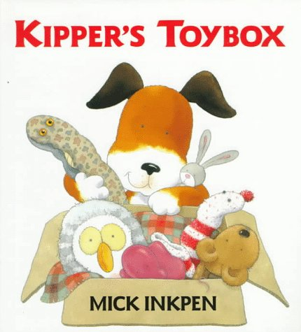 9780152005016: Kipper's Toybox