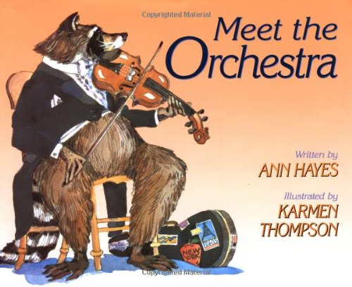 9780152005269: Meet the Orchestra