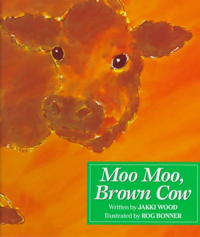 9780152005337: Moo Moo, Brown Cow
