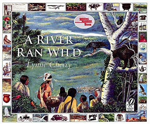 9780152005429: A River Ran Wild: An Environmental History