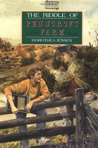 9780152005740: The Riddle of Penncroft Farm