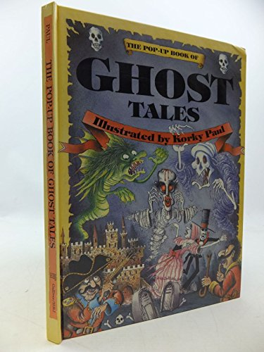 9780152005894: Pop Up Book of Ghost Tales