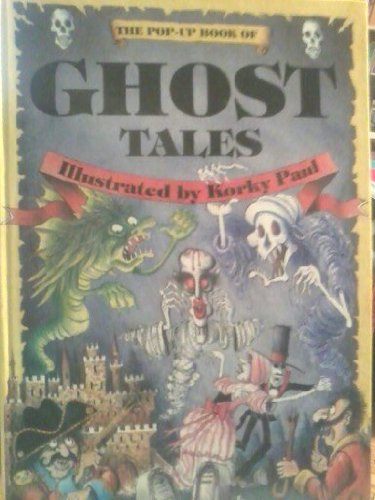 Pop Up Book of Ghost Tales