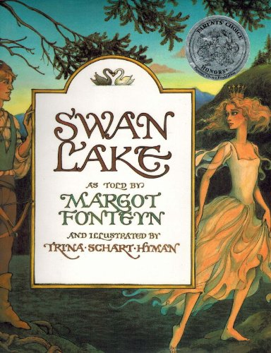 Swan Lake: Fonteyn, Margot; Tchaikovsky,