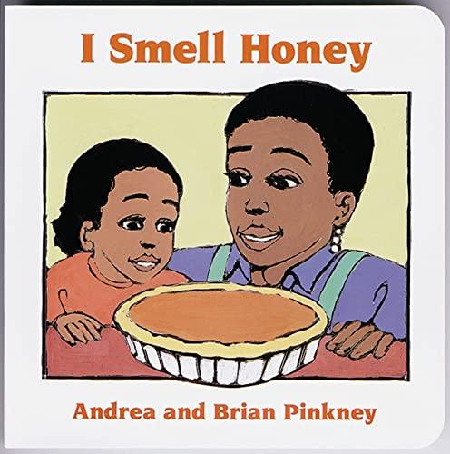 9780152006402: I Smell Honey: Family Celebration Board Books