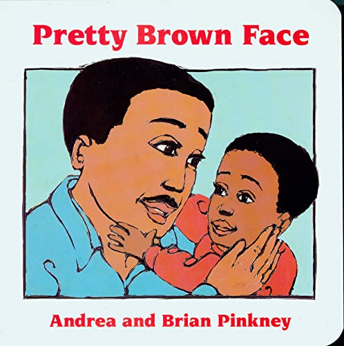 9780152006433: Pretty Brown Face: Family Celebration Board Books
