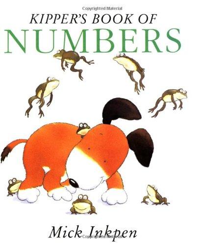 9780152006464: Kipper's Book of Numbers: Kipper Concept Books