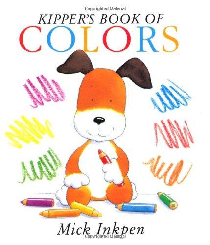 9780152006471: Kipper's Book of Colors: Kipper Concept Books