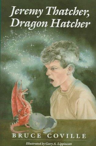 9780152007485: Jeremy Thatcher, Dragon Hatcher: A Magic Shop Book