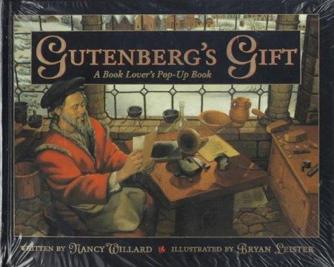 9780152007836: Gutenberg's Gift
