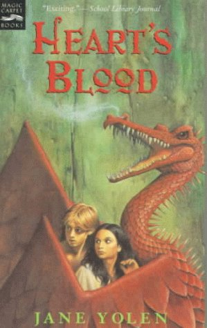 9780152008659: Heart's Blood (Pit Dragon Trilogy)