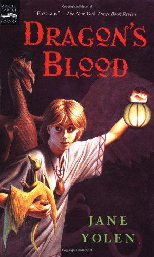 9780152008666: Dragon's Blood (Yolen, Jane. Pit Dragons, Bk. 1.)