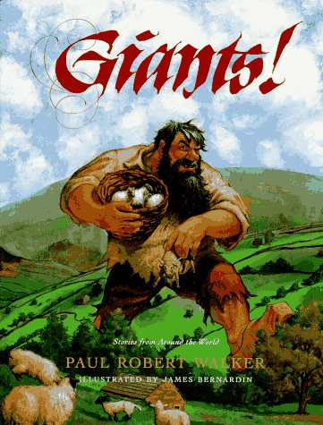 9780152008833: Giants!: Stories from Around the World