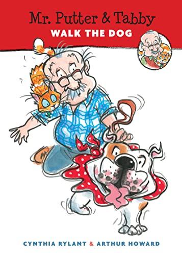 9780152008918: Mr. Putter & Tabby Walk the Dog