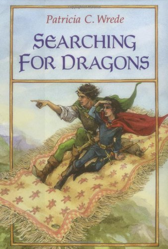 9780152008987: Searching for Dragons: The Enchanted Forest Chronicles, Book Two