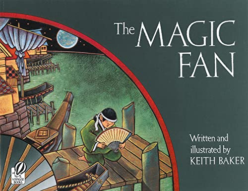 9780152009830: The Magic Fan
