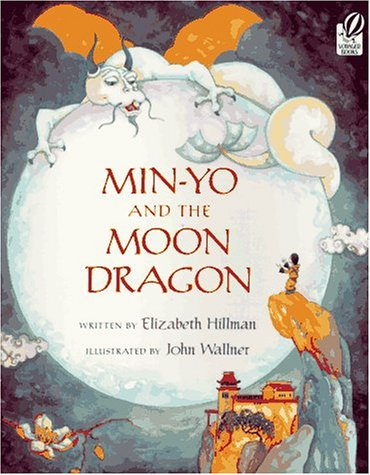 9780152009854: Min-Yo and the Moon Dragon