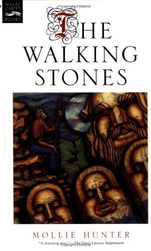 9780152009953: Walking Stones (Building America (Mitchell Lane))