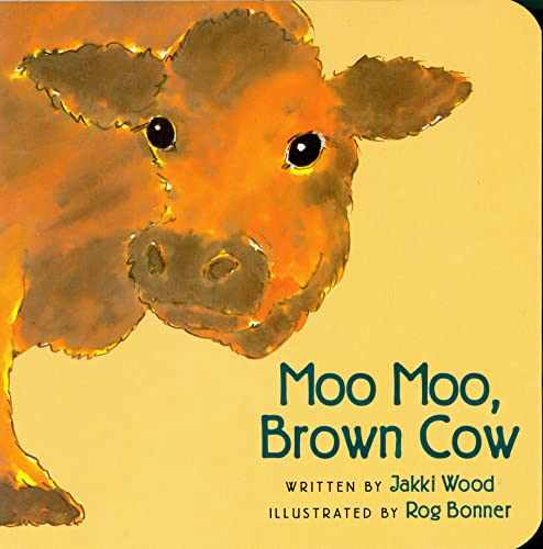 9780152009984: Moo Moo, Brown Cow