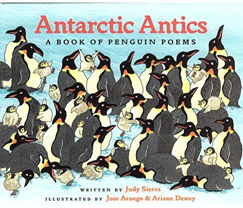 9780152010065: Antarctic Antics: A Book of Penguin Poems