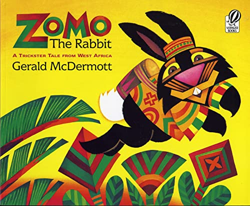 9780152010102: Zomo the Rabbit: A Trickster Tale from West Africa