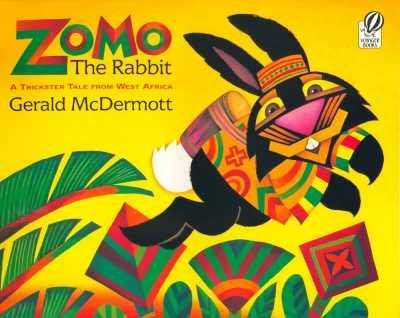 9780152010119: Zomo the Rabbit: A Trickster Tale from West Africa