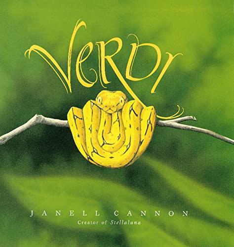 Verdi: Cannon, Janell
