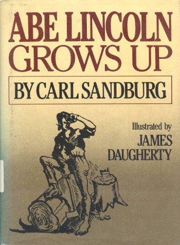 9780152010379: Abe Lincoln Grows Up