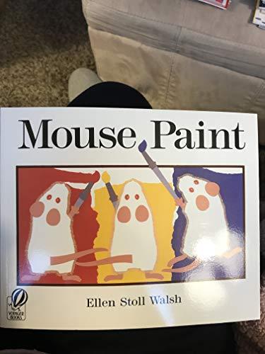 9780152010515: Mouse Paint