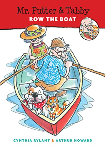 9780152010591: Mr. Putter & Tabby Row the Boat