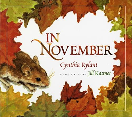 9780152010768: In November