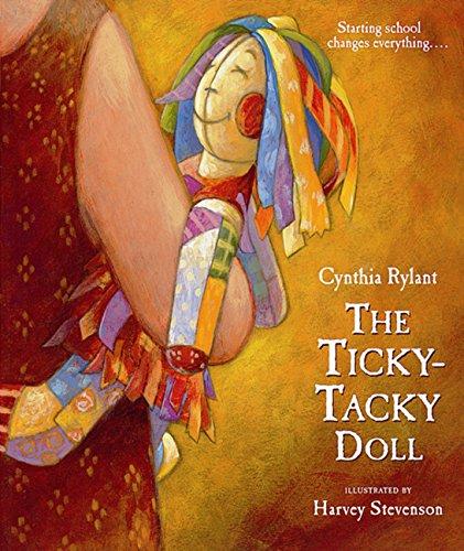 9780152010782: The Ticky-Tacky Doll