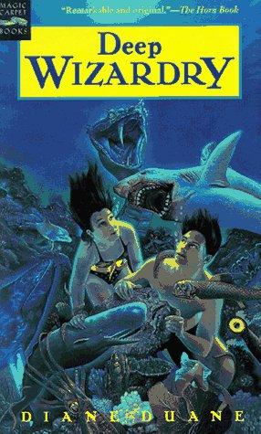 9780152012403: Deep Wizardry (Wizardry Series)