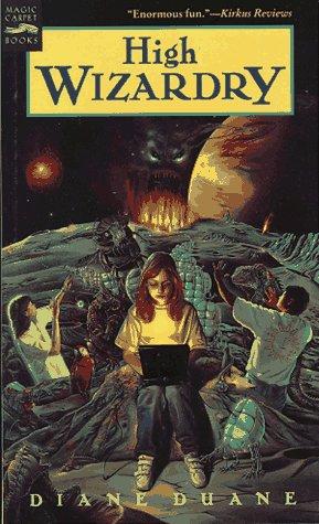 9780152012410: High Wizardry (Wizardry Series)