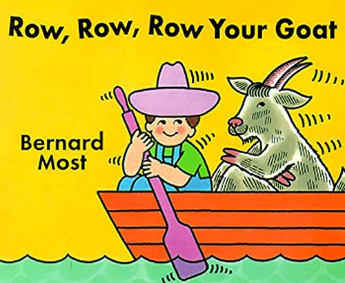 9780152012502: Row, Row, Row Your Goat